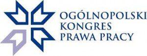logo kongresu prawa pracy